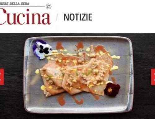 Chiuma's su Cucina.corriere.it